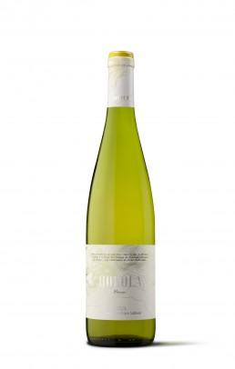 Fotografía de botella de vino de Bodegas Horola en Baños de rio tobia. Blanco