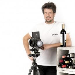 Fotografia Comi, Fotografo de vino