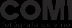 Logo Jorge Comi fotografo de vino